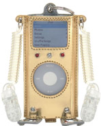 Apple Ipod  chain pouch